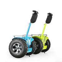 Cheap 21 Inch Big Tire Off Road Segway Chariot Two Wheel Self Balancing Electric Scooter for sale