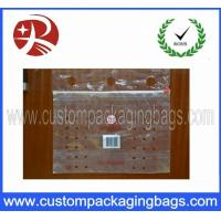Buy cheap Supermarket Fruit Packaging Bags / Reclosable Printed Slider Bags from wholesalers