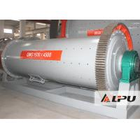 Cheap Professional Gold Industrial Ball Mill For Wet / Dry Grinding 110kw for sale