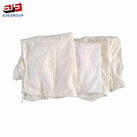 Cheap 25*55cm 50kg/Bale Industrial Cleaning Rags for sale