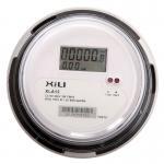 Cheap ANSI Socket Type single phase watt hour meter , energy consumption meter for sale
