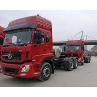 Cheap Dongfeng Used Truck Trailers , Used Tractor Units 7560×2500×3030mm 6×4 Drive Mode for sale