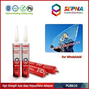 China Primer based polyurethane sealant for car factory windshield bonding on sale