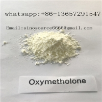 Cheap Oxymetholone / Anadrol Injectable Anabolic Steriod for Muscle Gain CAS 434-07-1 White Powder and 99% High Purity for sale