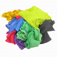 Cheap Polo Coloured Shirts Cotton Cut Mixed Cotton Rags for sale