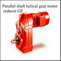 Cheap Parallel Shafe Helical Geared Motor for sale
