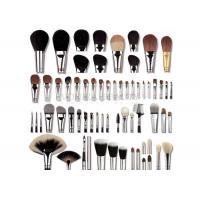 Cheap Highest Grade Natural Hair Private Label Makeup Brushes With Copper Ferrule for sale