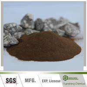 Cheap Calcium lignosulphonate as plasticizer concrete admixture for sale