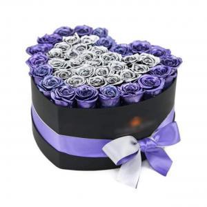 Cheap Regalos dia de las madres real rose flower rose regalos para pareja rose regalos de enamorados Long Lasting Flowers for sale