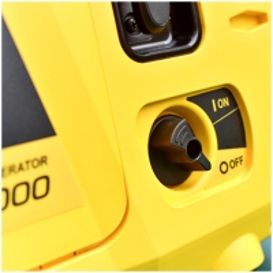 Cheap CE 60×40mm 23kg Quiet Portable Inverter Generator for sale
