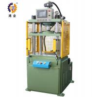 High Safety Green Four Column Hydraulic Press Machine For Hardware Fittings 15T