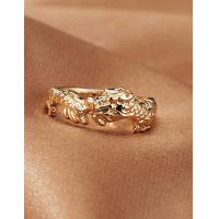 Cheap 2015  Fashion Cute Golden Nimal Rings for Women in Jewelry Factory Direct for sale