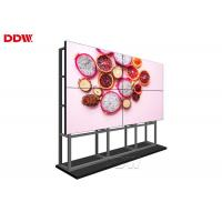 Cheap Standalone Multiple TV Video Wall , Large Video Wall Displays Dynamic Image for sale