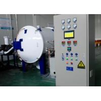 Cheap Custom Tungsten Carbide Sintering Furnace PID Intelligent Program Control / Manual Control for sale