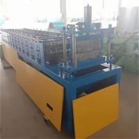 Cheap Drywall Light Steel Keel Roll Forming Machine For Exterior Walls / Ceilings and plaster board for sale