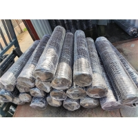 Cheap ISO Low Carbon Steel Wire Hdg Hexagon Metal Mesh 50m Length for sale