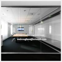 Buy cheap Fixed or Movable Glass Office Partitions from wholesalers