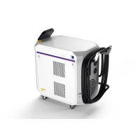 Cheap FDA 1064nm Portable Fiber Laser Cleaner Rust Removal Laser Cleaning for sale