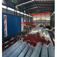 Cheap ASTM A53 API 5L  UOE Steel Pipe , Black ERW Carbon Steel Pipe  for sale
