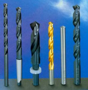Cheap KM DIN,ANSI Standard Big size Twist Hss Drill Bit for sale
