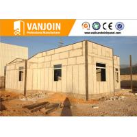 Cheap 100mm Calcium Silicate EPS Cement Sandwich Wall Panel for Floor for sale