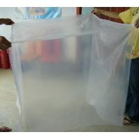 Cheap machine covers pe covering materials transparent covering bag dusproof bag for sale