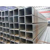 Cheap Non Alloy Welded Galvanised Hollow Square Steel Tube Section Black 10mm Thickness for sale