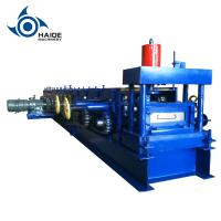 Cheap High Power Steel C Purlin Forming Machine 400H Beam Frame CE SGS Approved for sale