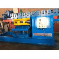 Cheap Steel Sheet Coils Hydraulic Decoiler Machine 1250mm Coil Width 5 Tons Capacity for sale