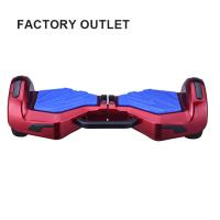 Hot Sale Cool Personal Two Wheel Electric Scooter Self Balancing Mini Segway  Bluetooth Electric Scooter