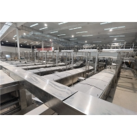 Cheap Automatic 380V 200T/Day Tomato Paste Equipment 412kw for sale