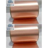 Cheap 35um Double Shiny Copper Foil Sheet Roll With High Content Cu for sale