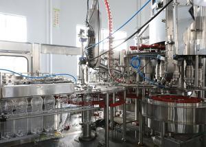 Cheap beverage soft drinks juice nitrogen flushing packaging machine for sale