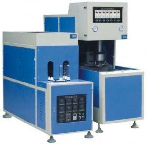 Cheap Semi - Automatic Plastic Blow Molding Machine For 5 Gallon Pet Bottle for sale