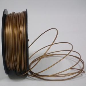 Biodegradable PLA 3D Printer Filament 1.75mm Red / Purple On Plastic Rods