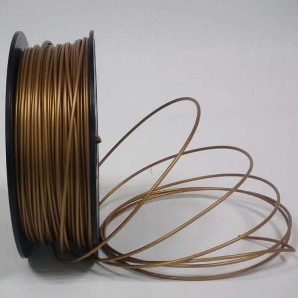 Quality Biodegradable PLA 3D Printer Filament 1.75mm Red / Purple On Plastic Rods wholesale