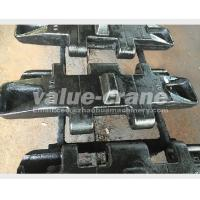 China Track shoe for Kobelco P&H7065  crawler crane spare parts track pad. on sale