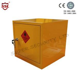 Cheap Metal Mini Portable Hazardous Storage Cabinet Anti-fire Solid Seam Welded Cabinet for sale