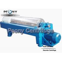 Cheap PLC Control Decanter Centrifuge Calcium Hypochlorite Separation Machine for sale