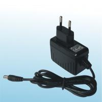 China 12V 1A power adapter UL CE FCC GS PSE CERTIFICATE for LED light led strip on sale