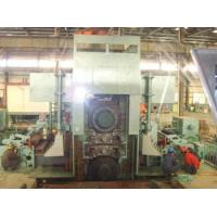 Buy cheap Aluminum Steel Cold Rolling Mill Stand High Automation Convenient Daily Operation from wholesalers