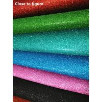 Cheap 2mm A4 Sapphire black brown glitter EVA foam spray powders can improve the child beginning ability decorative background for sale
