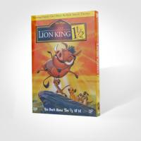 Wholesale The Lion King 3  Disney Cartoon Movies DVD Hot Selling DVD Hot Sale Disney DVD Distributor Top AAA Quality