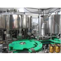 Cheap Beer Can Filling Line for sale