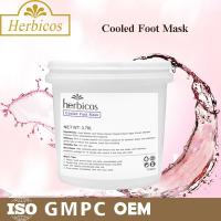 4L Herbicos Menthe Essence Facial Beauty Mask Foot Care Cooled Mask