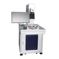 Cheap High Precision Portable 7000mm/S UV Laser Marking Machine For Metals for sale