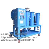 Cheap Portable Coalescence separation Oil Purifier,Water Oil Separator System Machine for sale