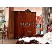 Cheap French antique Wardrobe Four Door for sale