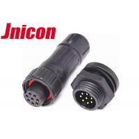 Cheap M16 IP68 Waterproof Data Connector , IP68 Waterproof Male Female Connector for sale