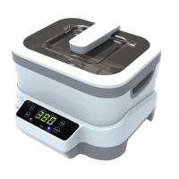 Cheap Detachable Household Ultrasonic Cleaning Machine Digital Timer 1200ml 40KHz Frequency for sale